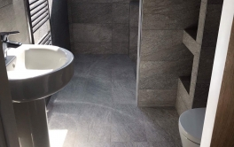 Tiled by Kevin Newlove. Contact details 07931 550 376