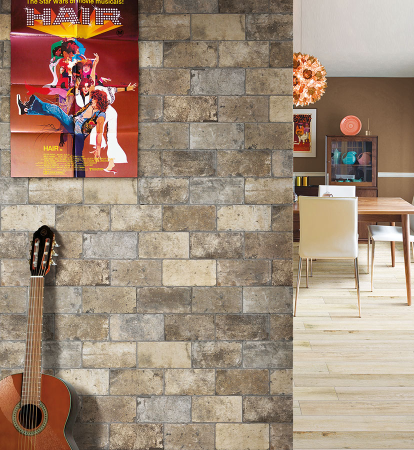 Latino Ceramic Brookport brick tile