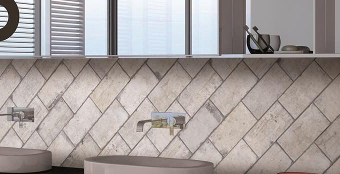Latino Ceramic Geneso brick tile