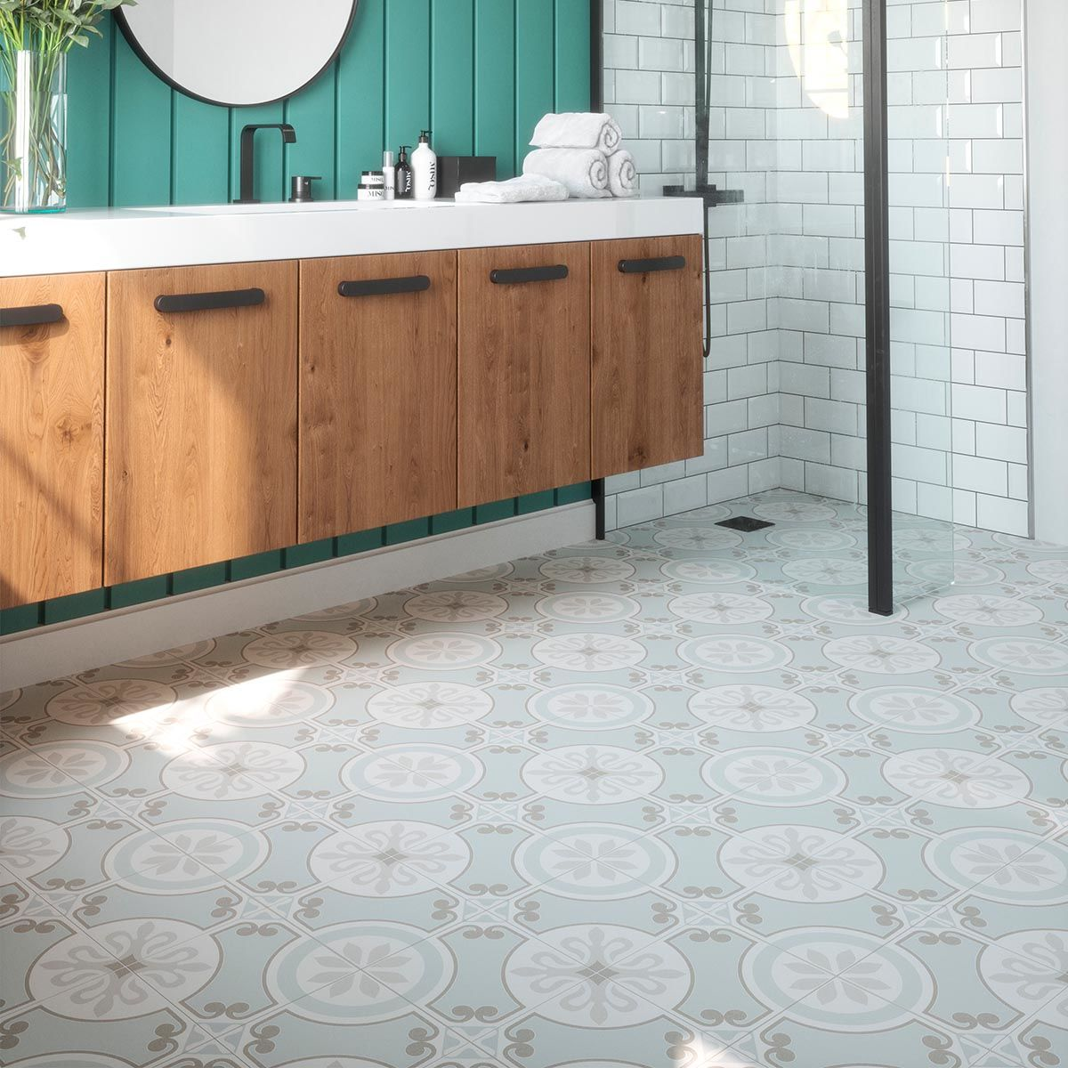 Costola Tiles from Latino Ceramics in Guiseley in Leeds