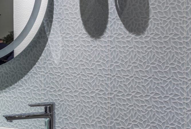 Lavanda tile at Latino Ceramics Guiseley 10