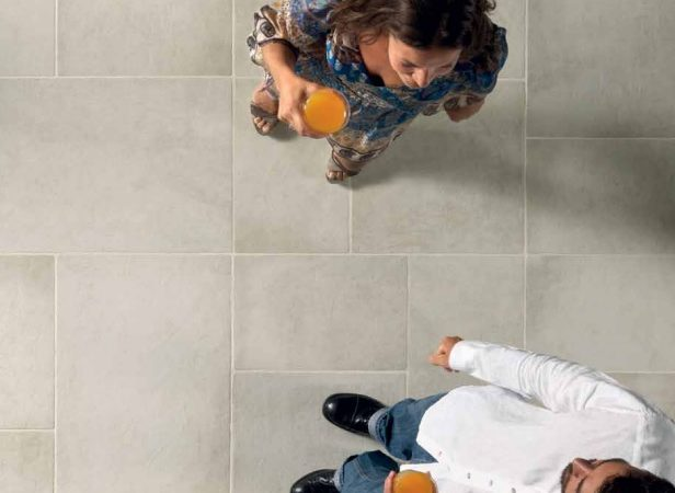Les Dalles tiles from Latino Ceramics in Leeds in Guiseley